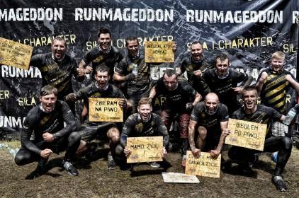 Runmageddon TRYTON Team