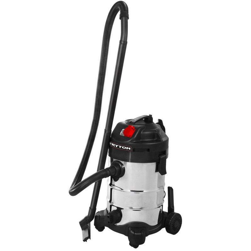 Industrial vacuum cleaner 1250 w thk30g for Industrial garden tools