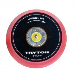 DISC PAD HOLDER FOR DUAL-FUNCTION POLISHER TSP 710K