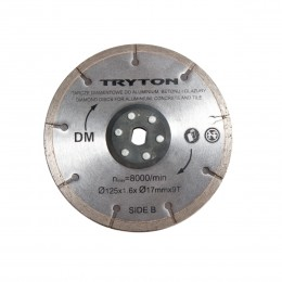DIAMOND DISC FOR DUAL-BLADE SAW TPD 860K