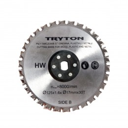CUTTING -SAW FOR DUAL BLADE SAW TPD 860K