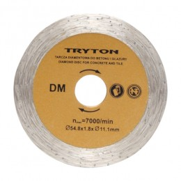 SET OF DIAMOND DISCS FOR MULTI-FUNCTION SAW TPW 500K