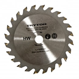 SET OF CUTTING SAWS FOR MULTI-FUNCTION SAW TPW 600K