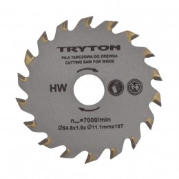 SET OF CUTTING SAWS FOR MULTI-FUNCTION SAW TPW 500K